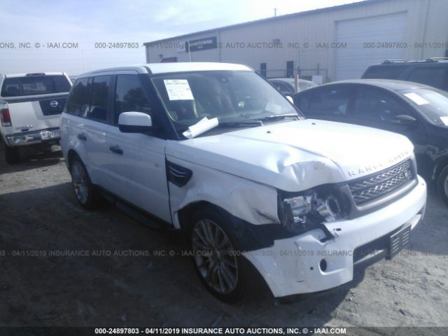 click here to view 2011 LAND ROVER RANGE ROVER SPORT at IBIDSAFELY