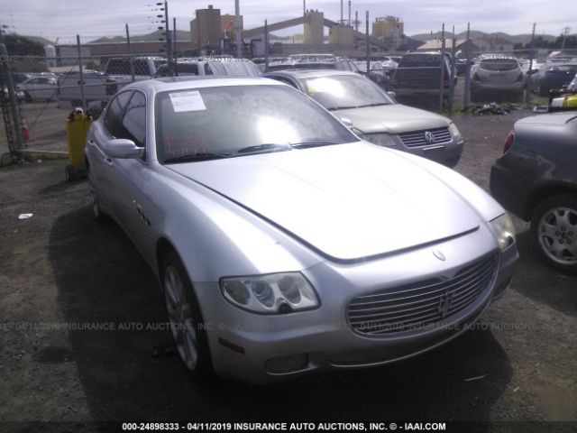 click here to view 2006 MASERATI QUATTROPORTE at IBIDSAFELY