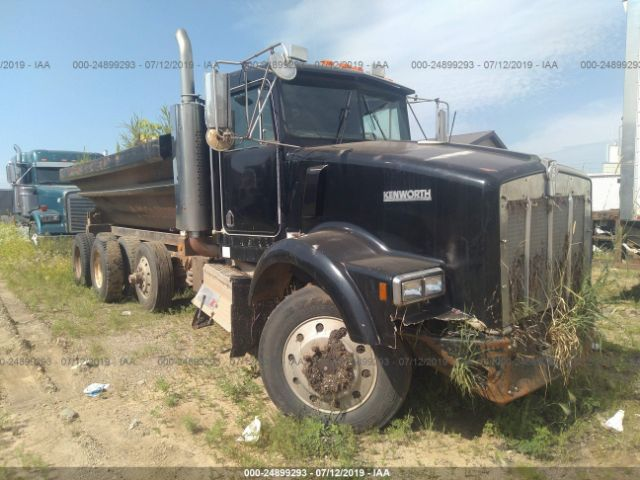 click here to view 1993 KENWORTH CONSTRUCTION at IBIDSAFELY