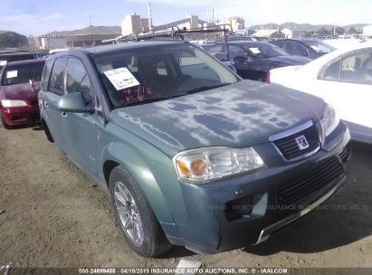 Salvage 2007 SATURN VUE for sale