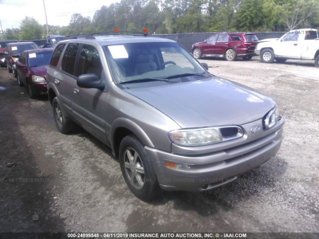 click here to view 2002 OLDSMOBILE BRAVADA at IBIDSAFELY