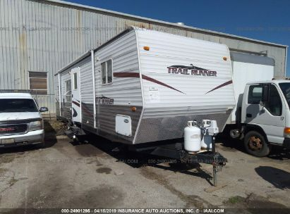 Salvage 2007 HEARTLAND TRAIL RUNNER for sale