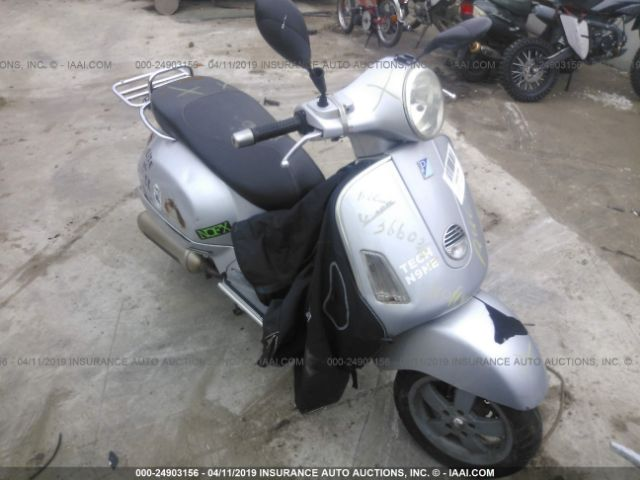 click here to view 2007 VESPA GTS at IBIDSAFELY