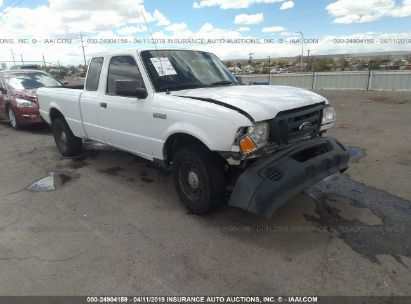 Salvage 2010 FORD RANGER for sale