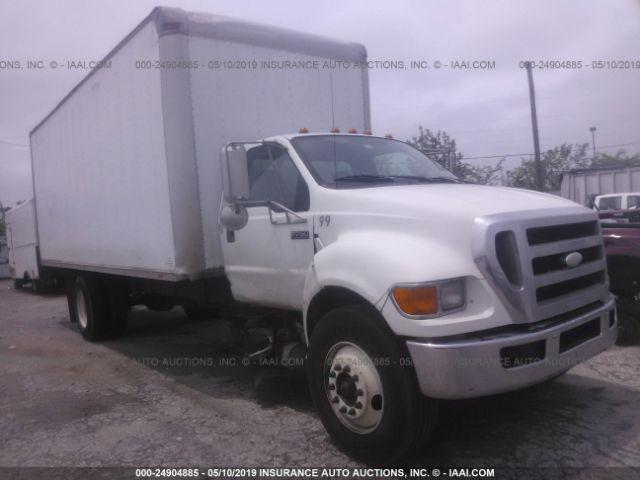 2009 FORD F750 - Small image. Stock# 24904885