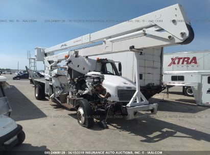 Salvage 2007 FREIGHTLINER M2 for sale