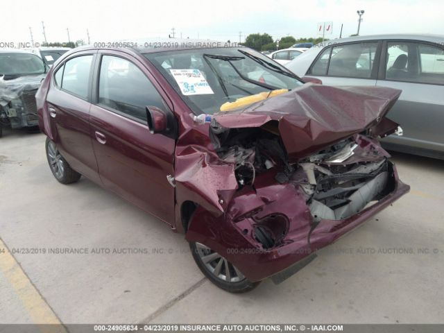 click here to view 2018 MITSUBISHI MIRAGE at IBIDSAFELY