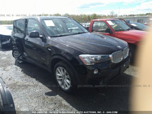 click here to view 2017 BMW X3 at IBIDSAFELY
