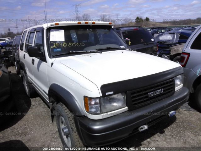 click here to view 1995 ISUZU TROOPER at IBIDSAFELY