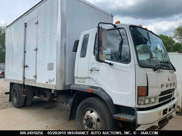 click here to view 2007 MITSUBISHI FUSO TRUCK FM at IBIDSAFELY