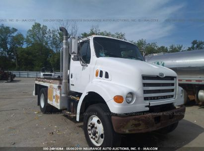 Salvage 2001 STERLING L for sale
