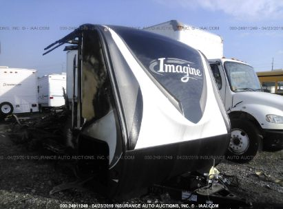 Salvage 2018 GRAND DESIGN IMAGINE 2400BH for sale