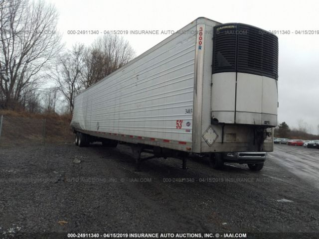 click here to view 2006 UTILITY TRAILER MFG REEFER at IBIDSAFELY