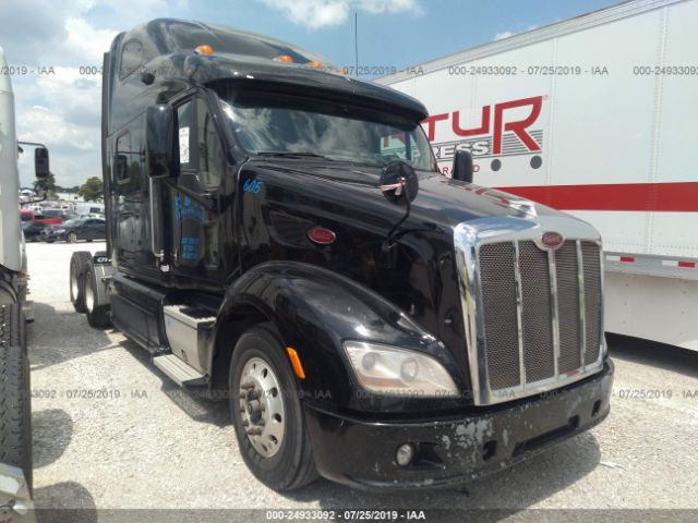 click here to view 2014 PETERBILT 587 at IBIDSAFELY