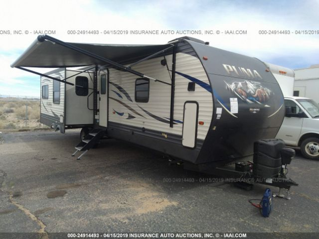 click here to view 2019 FOREST RIVER PUMA at IBIDSAFELY
