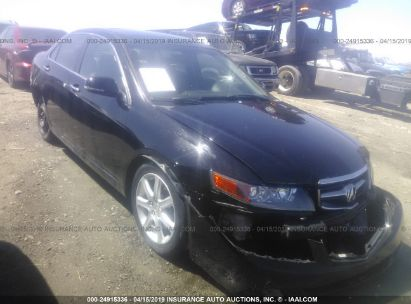Salvage 2005 ACURA TSX for sale
