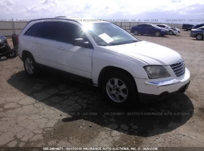 Salvage 2005 CHRYSLER PACIFICA for sale
