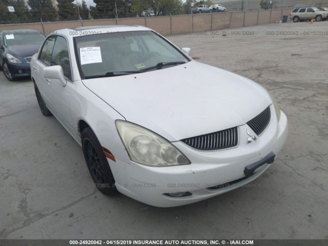 click here to view 2004 MITSUBISHI DIAMANTE at IBIDSAFELY
