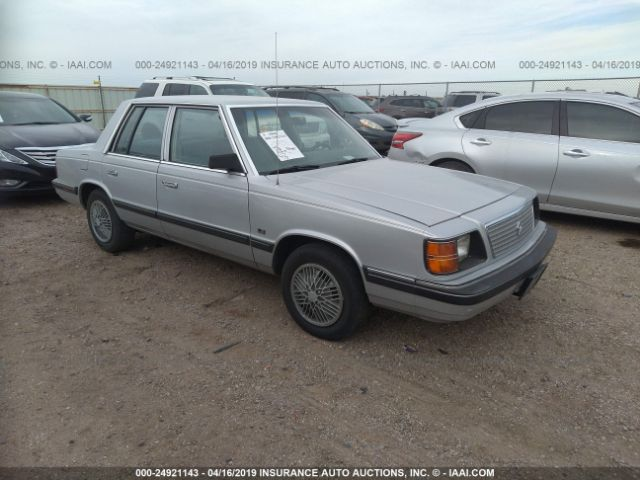 click here to view 1988 PLYMOUTH RELIANT at IBIDSAFELY