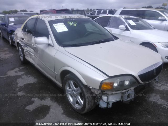 2002 LINCOLN LS - Small image. Stock# 24922790