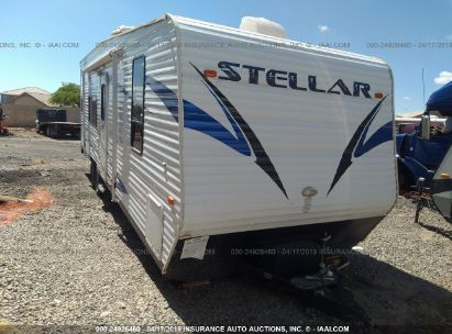 Salvage 2013 ECLIPSE STELME26F for sale
