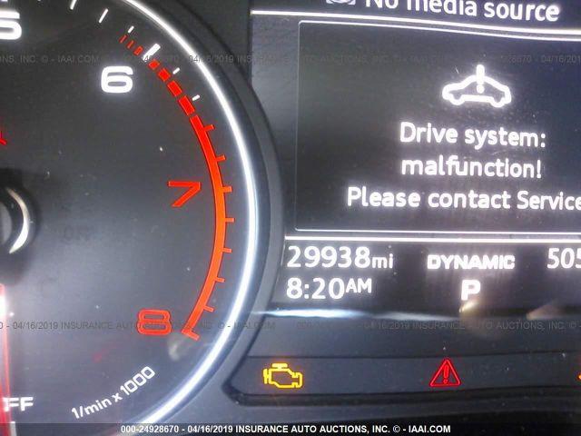 Salvage Title 2017 Audi A4 2 0L For Sale in Phoenix AZ