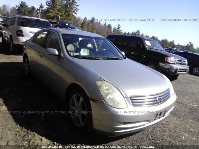 click here to view 2003 INFINITI G35 at IBIDSAFELY