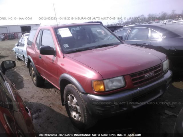 click here to view 1999 ISUZU AMIGO at IBIDSAFELY
