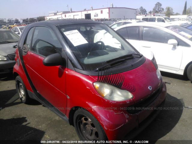 click here to view 2009 SMART FORTWO at IBIDSAFELY