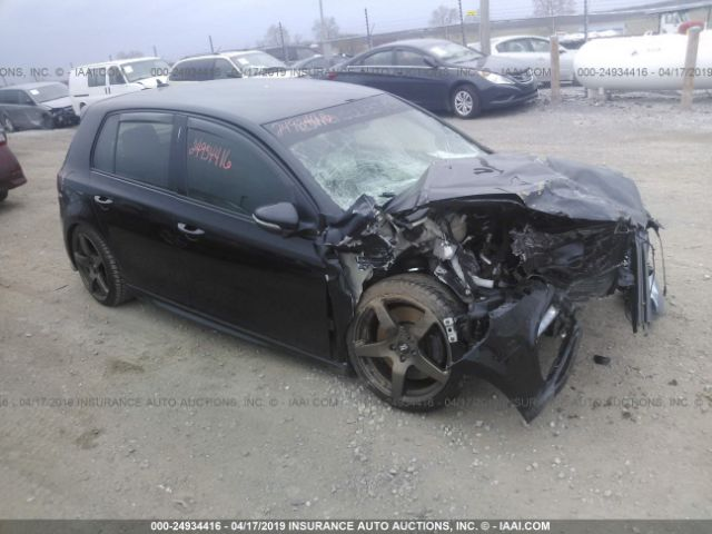 Salvage, Repairable and Clean Title Volkswagen Golf R
