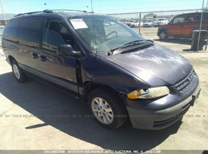 Salvage 1997 PLYMOUTH GRAND VOYAGER for sale