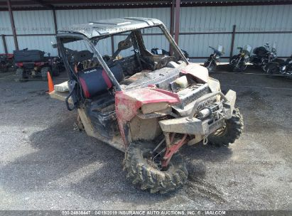 Salvage 2013 POLARIS RANGER for sale