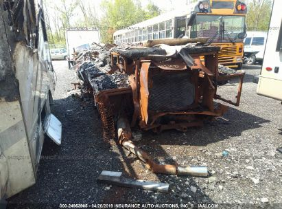 Salvage 1999 FREIGHTLINER CHASSIS for sale