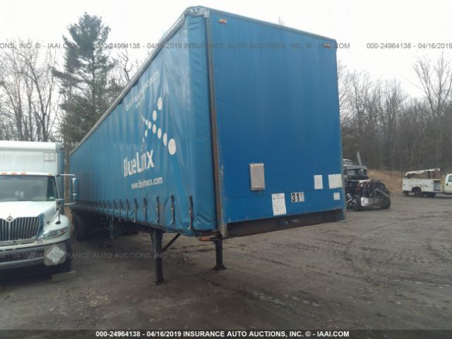click here to view 1988 UTILITY TRAILER MFG CURTAINSIDE at IBIDSAFELY