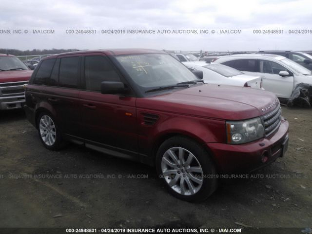 click here to view 2007 LAND ROVER RANGE ROVER SPORT at IBIDSAFELY