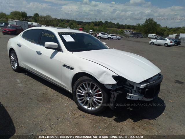click here to view 2014 MASERATI QUATTROPORTE at IBIDSAFELY