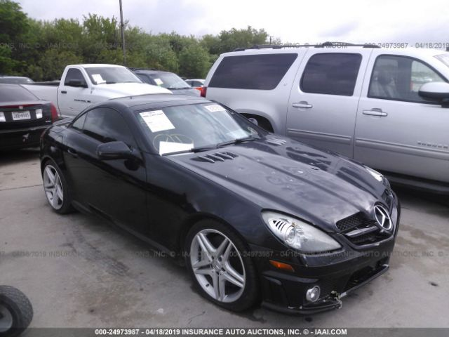 click here to view 2009 MERCEDES-BENZ SLK at IBIDSAFELY