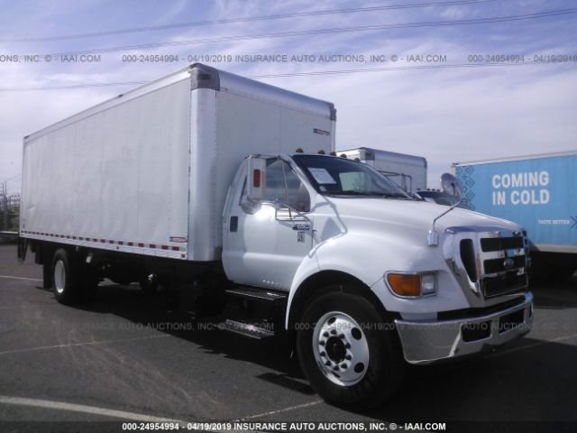 2015 FORD F650 - Small image. Stock# 24954994