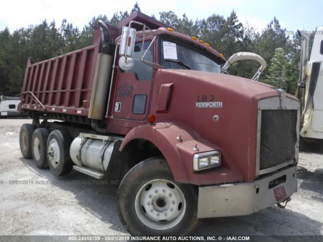 click here to view 1997 KENWORTH CONSTRUCTION at IBIDSAFELY