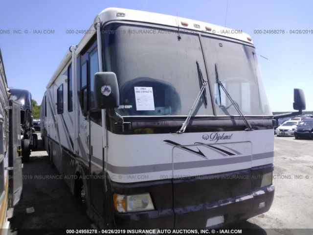 click here to view 1999 ROADMASTER RAIL DYANASTER at IBIDSAFELY