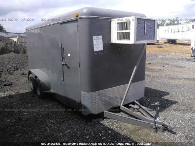 2014 PARKER UTILITY TRAILER - Small image. Stock# 24960426