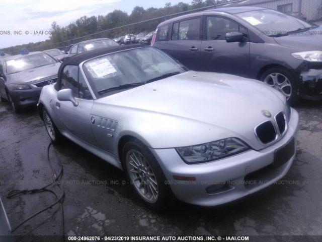 2001 BMW Z3 - Small image. Stock# 24962076