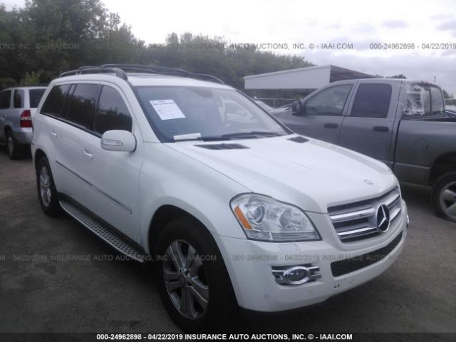 click here to view 2008 MERCEDES-BENZ GL at IBIDSAFELY