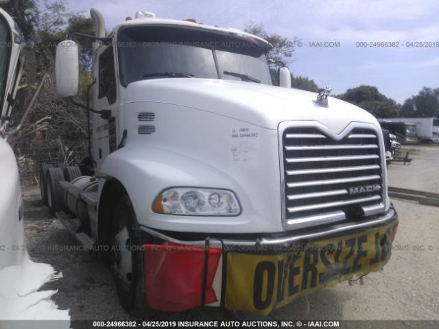 click here to view 2009 MACK CXU613 at IBIDSAFELY