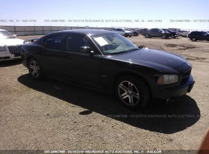 Salvage 2006 DODGE CHARGER for sale