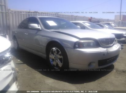 Salvage 2006 LINCOLN LS for sale
