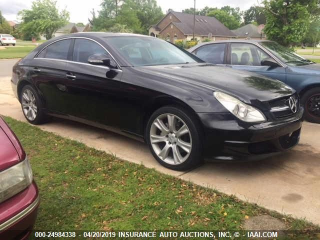 click here to view 2008 MERCEDES-BENZ CLS at IBIDSAFELY