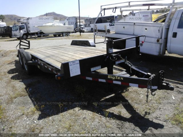 click here to view 2016 BIG TEX FLATBED TRAILER at IBIDSAFELY