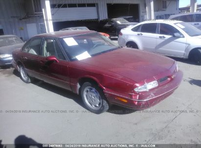 Salvage 1999 OLDSMOBILE 88 for sale