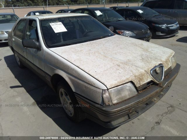 click here to view 1991 ALFA ROMEO 164 at IBIDSAFELY